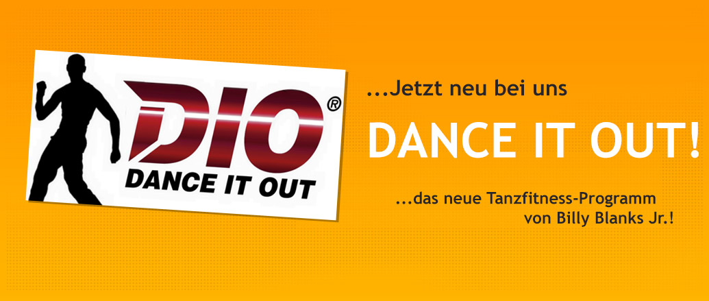 Dance it out, neu im Tamado